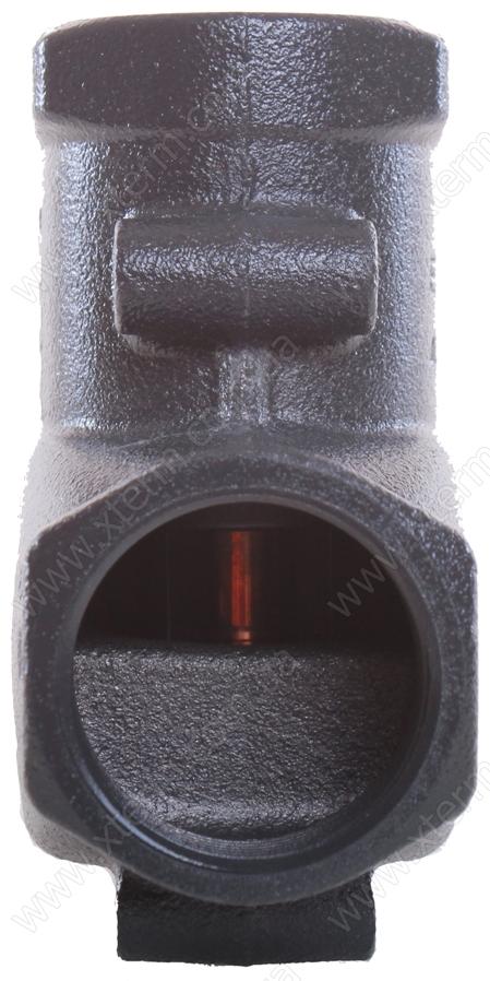 "ESBE VTC511 3-ходовой термический клапан T=50°C Rp 1 1/4"" Kvs 14 - 2"