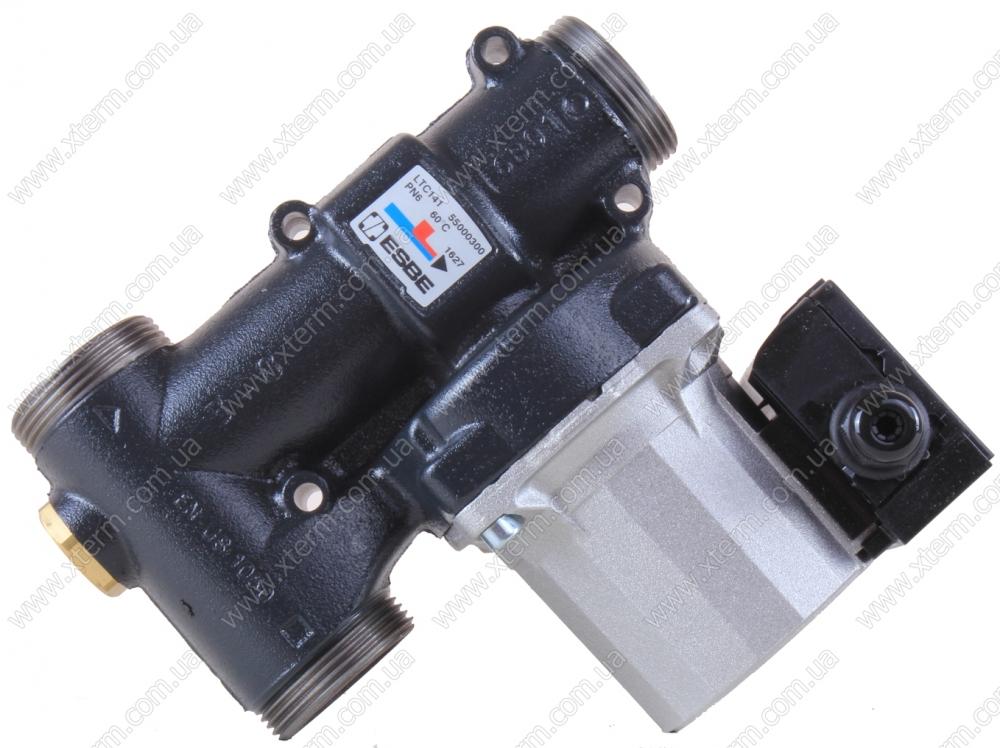 Смесительное устройство ESBE LTC171 T=55C DN 50 - 1