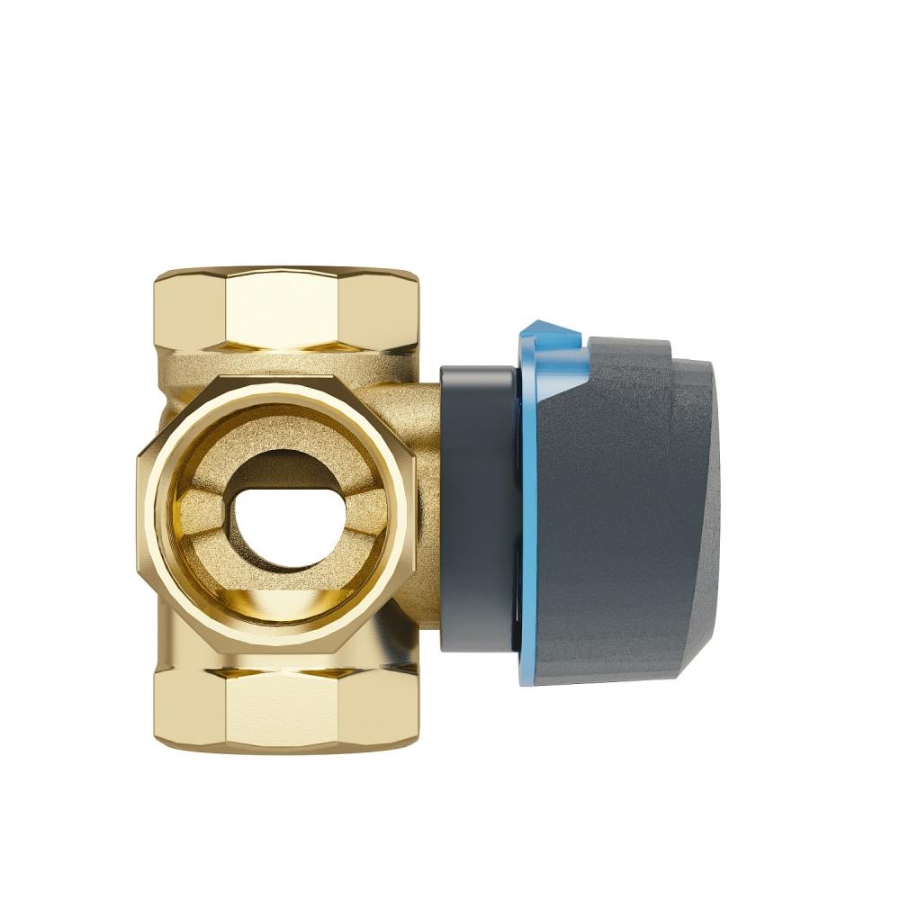 """3-ходовой поворотный смешивающий клапан ARV 385 ProClick DN32, Rp 1 1/4 """", kvs 16 - 2"""