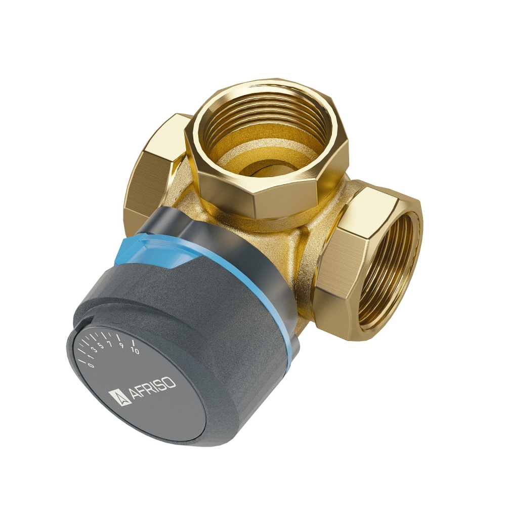 """3-ходовой поворотный смешивающий клапан ARV 387 ProClick DN50, Rp 2"""", kvs 40 - 1"""
