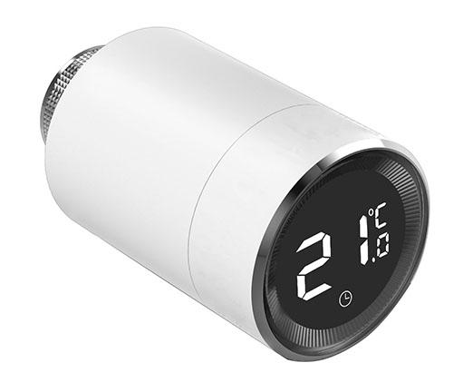 Комплект контроллера (шлюза) Tervix Zigbee Gateway и 3х беспроводных радиаторных термоголовок Tervix EVA - 2