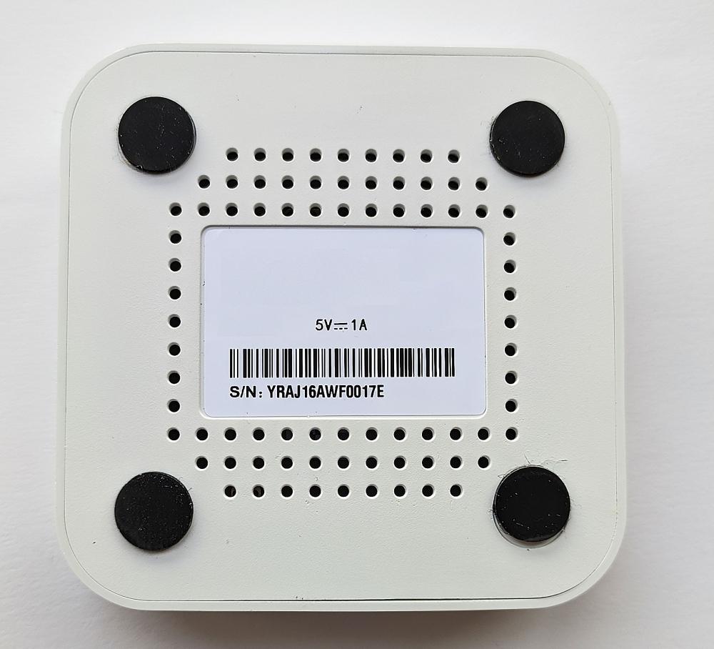 Комплект контроллера (шлюза) Tervix Zigbee Gateway и 3х беспроводных радиаторных термоголовок Tervix EVA - 9