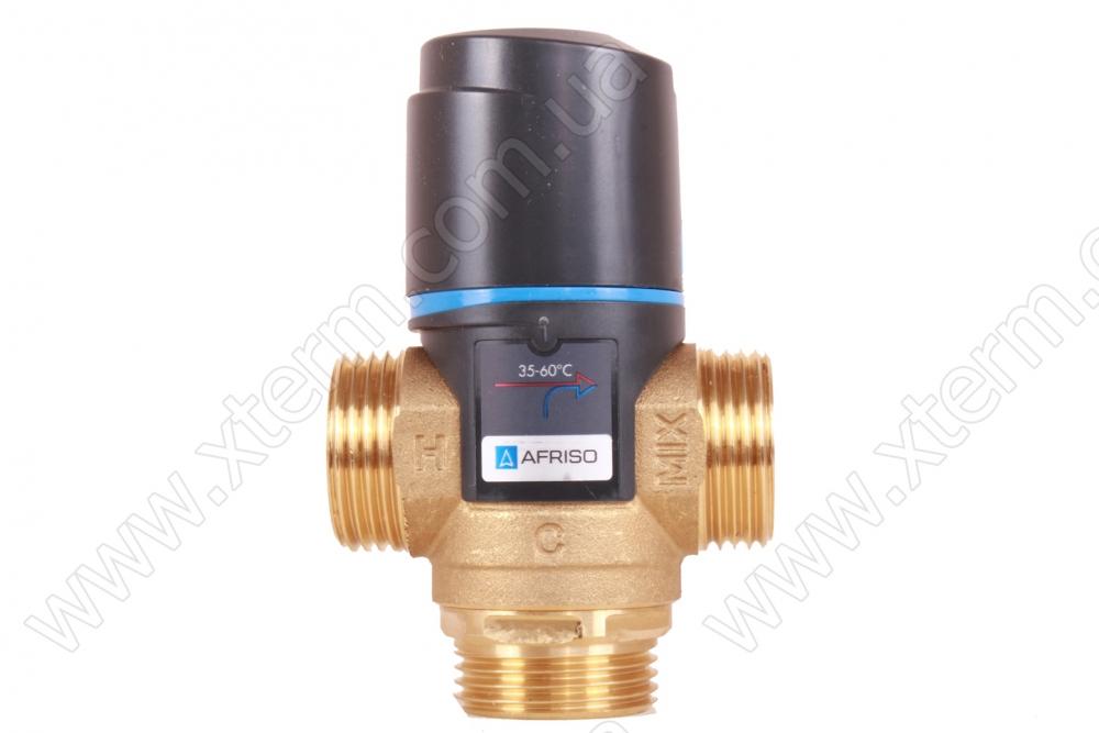 """Термостатический смесительный клапан Afriso ATM 561 T=20-43°C G 1"""" Kvs 2,5 - 1"""