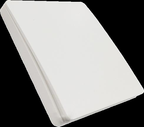 Умный дом: беспроводной кинетический выключатель Tervix Pro Line RF 433 MHz Switch (1 клавиша) - 1