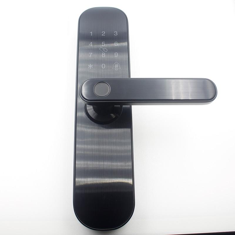 Умный WiFi замок для дверей Tervix Pro Line Smart Lock WiFi 452440 - 2