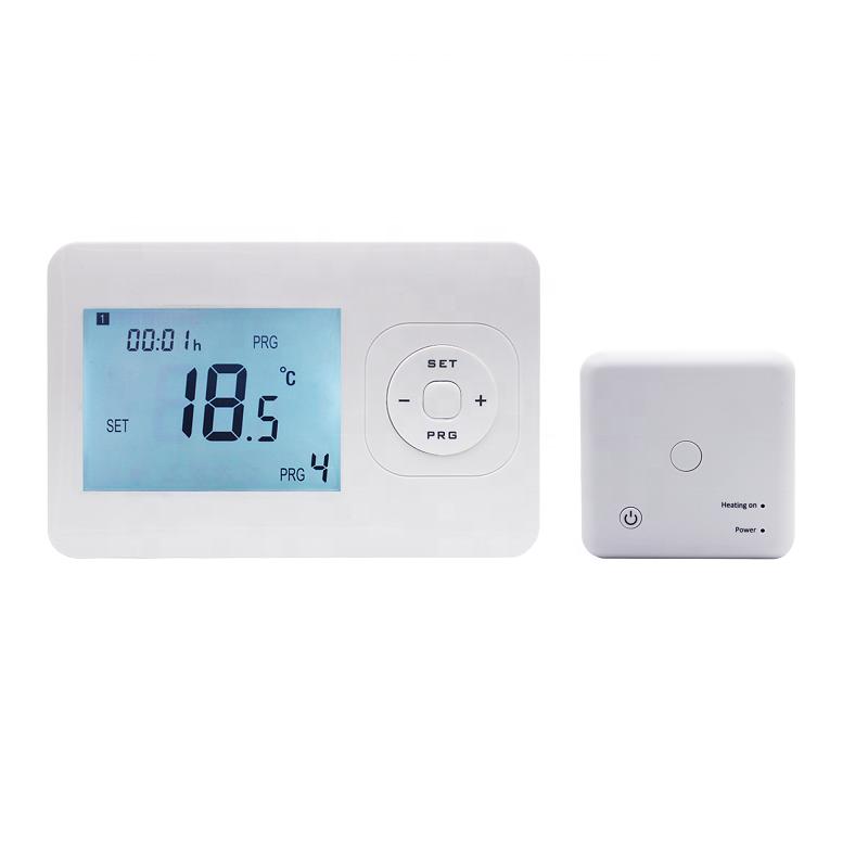 Беспроводное управление 2-х или 3-х ходовым переключающим приводом с клапаном по температуре (WiFi) - 1