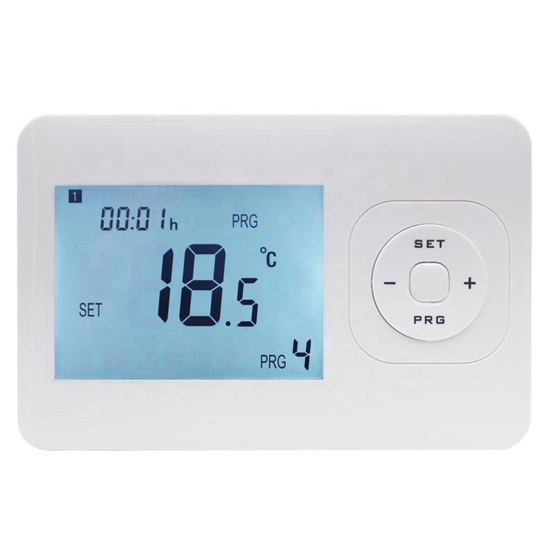 Умный дом: беспроводной WIFI комнатный термостат для газовых и электрических котлов, программируемый - 2