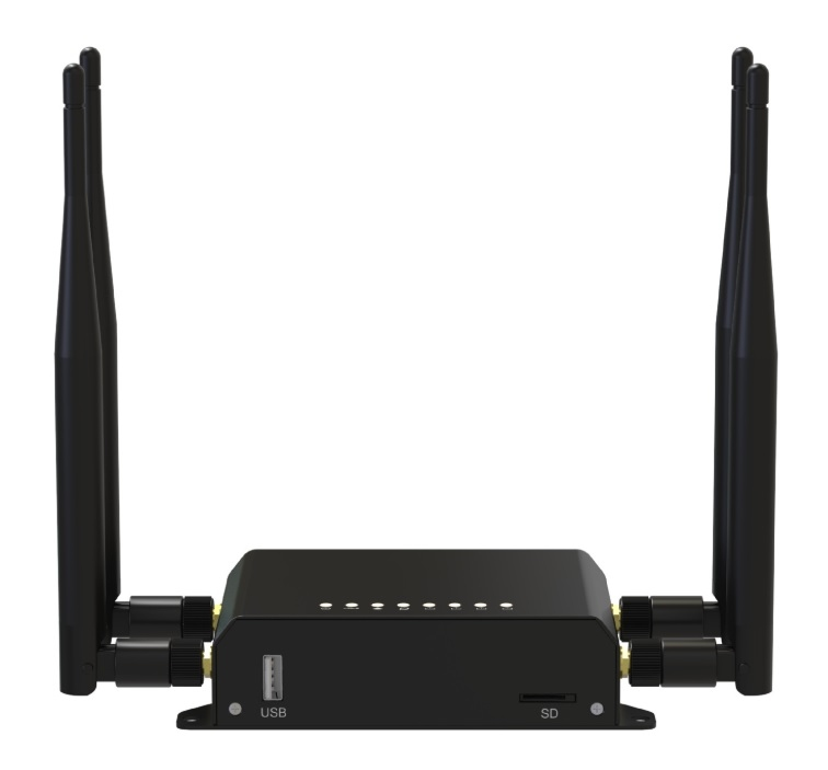 Умный дом: Роутер с поддержкой GSM симкарт 3G/4G + WiFi до 300 Мбит/с с автоперезагрузкой Tervix Pro Line Ethernet Router 3G/4G/Ethernet - 7
