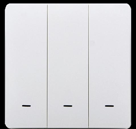 Освещение. Комплексное освещение квартиры / дома с существующим ремонтом с использованием клавишных вимикачивTervix (только фаза L) (ZigBee) - 2