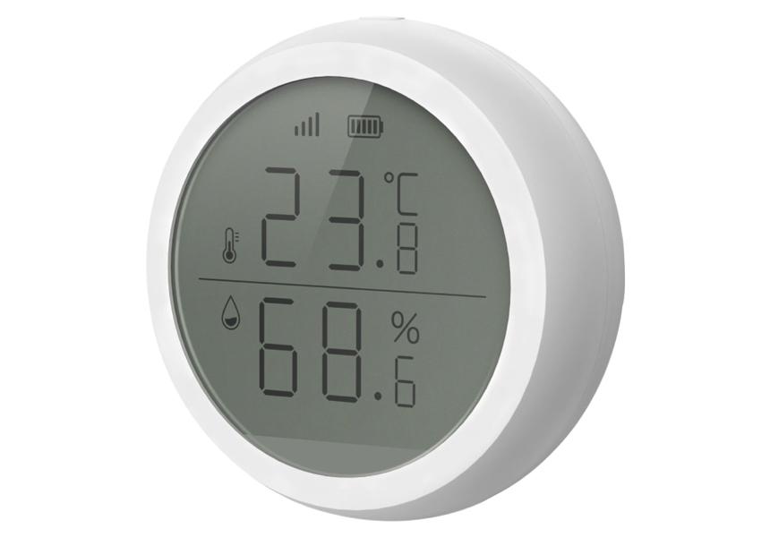 Комплект умного дома: контроль температуры и влажности в детской Tervix ZigBee с управлением увлажнителем - 2