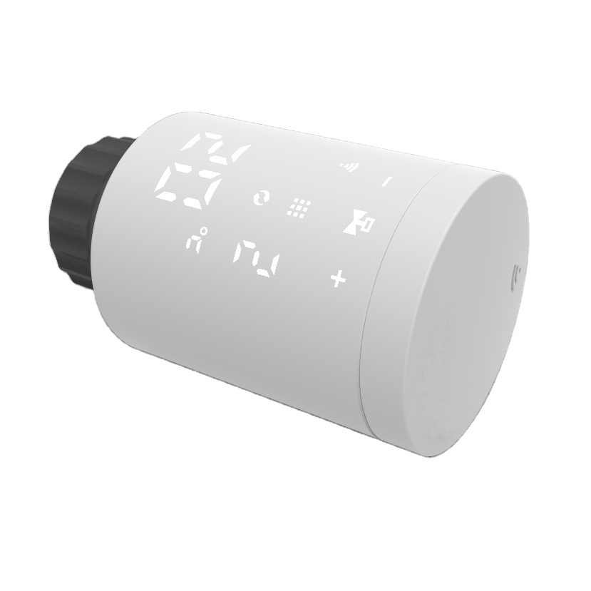 Отопления. Беспроводное управление радиаторами (ZigBee) - 1