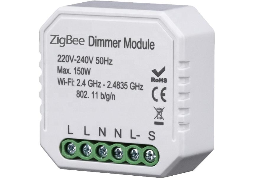 Умный дом. Освещение. Автоматическое изменение яркости света в зависимости от уровня освещения (ZigBee) - 2