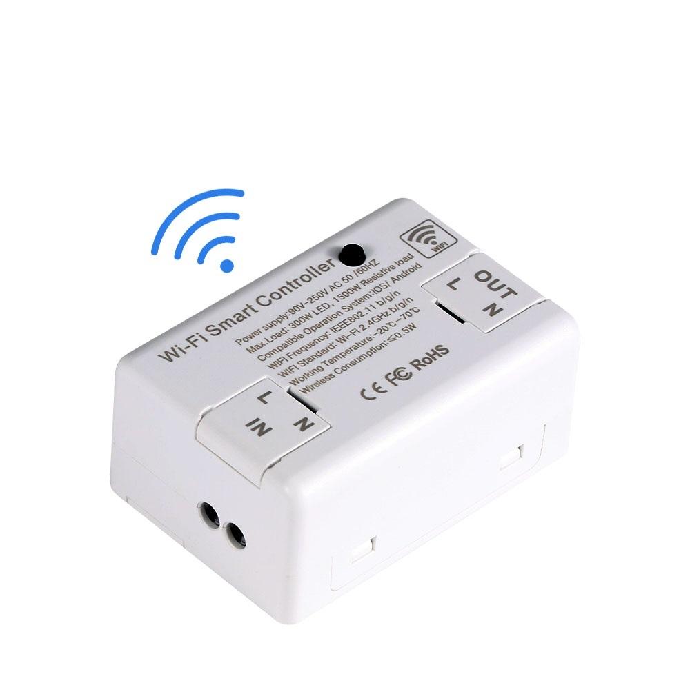 Умный дом: Беспроводное WiFi реле (переключатель, выключатель) On/Off дистанционное - 1