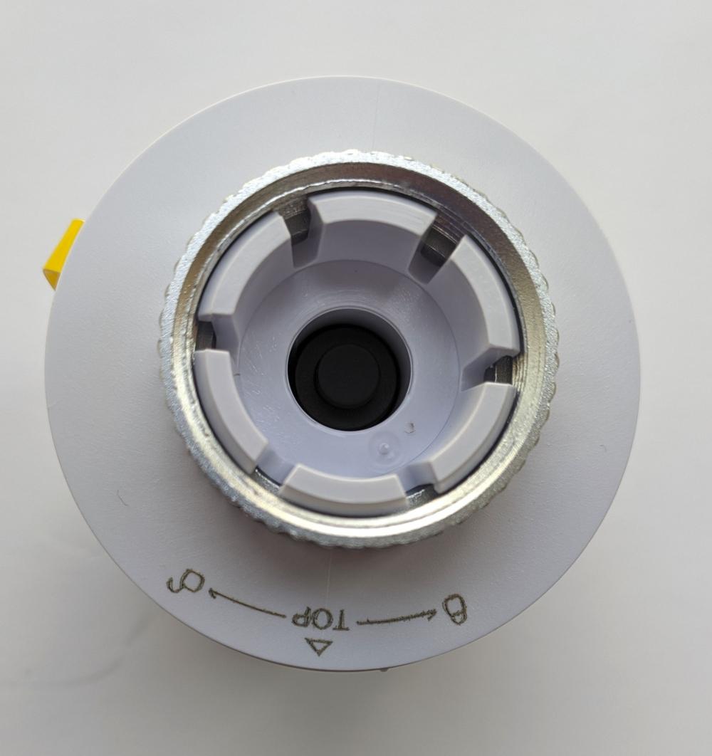 Умный дом: беспроводная термоголовка для радиаторов Tervix Pro Line EVA для умного дома, беспроводная ZigBee - 5