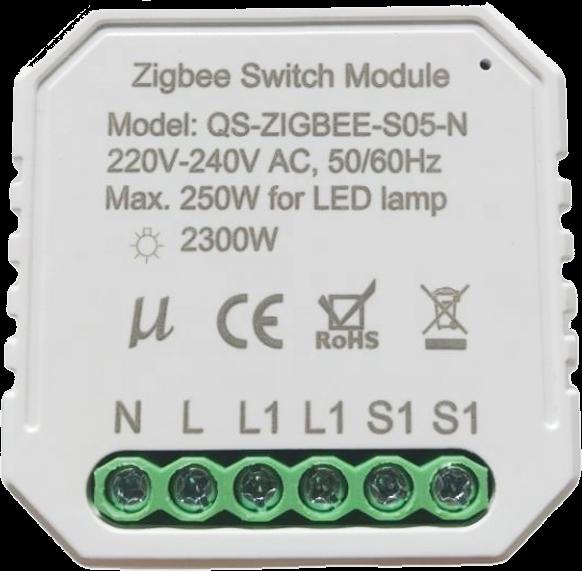 Комплект умного дома: умное освещение по протоколу ZigBee Tervix Pro Line управление с телефона, голосом - 1