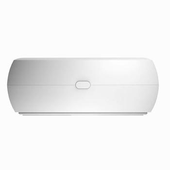 Умный дом: Беспроводной датчик температуры и уровня влажности воздуха в помещении ZigBee Tervix T&H с экраном - 1