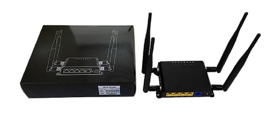 Умный дом: Роутер с поддержкой GSM симкарт 3G/4G + WiFi до 300 Мбит/с с автоперезагрузкой Tervix Pro Line Ethernet Router 3G/4G/Ethernet - 3