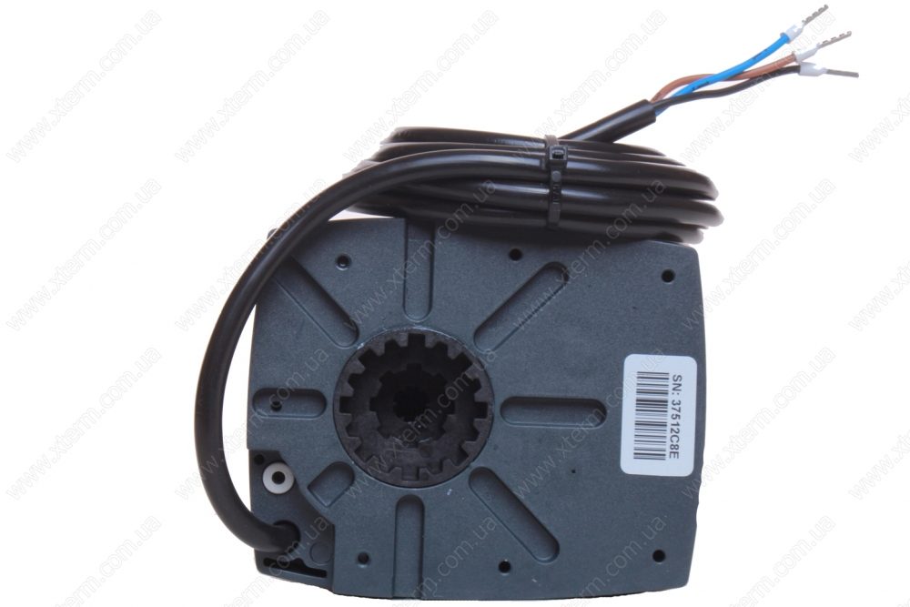 Электрический привод AFRISO ARM343 (3 точки, 120 сек., 230 В, 6 Нм) - 2