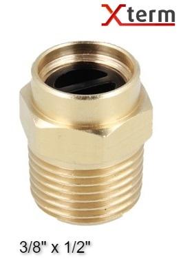 """Отсечной клапан Afriso для воздухоотводчика 3/8""""х1/2"""" - 1"""