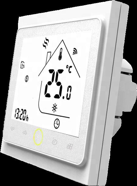 Комплект умного дома: Отопление. Теплый водяной пол (классическая система WiFi) - 3