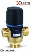 """Термостатический клапан 1"""" Afriso ATM363 с защитой от ожогов для ГВС T=35-60°C G 1"""" DN20 Kvs 1,6 1236310 - 3"""