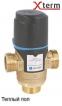 """Термостатический клапан 1"""" Afriso ATM561 на теплый пол T=20-43°C G 1"""" DN20 Kvs 2,5 1256110 - 3"""